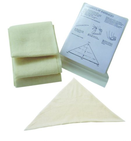 Triangular-Bandage