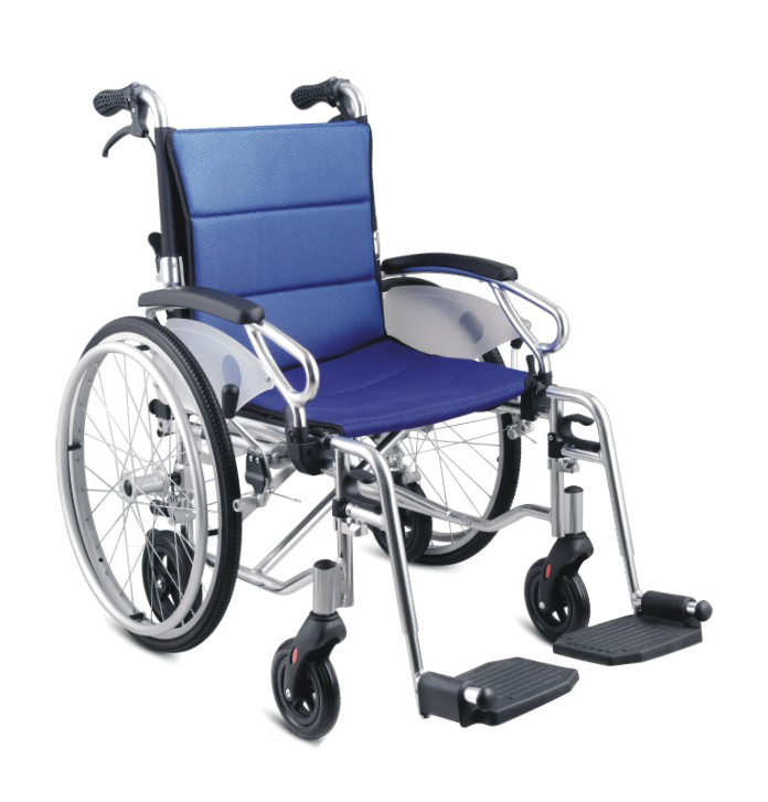 Transport Lightweight Wheelchair Model Wch 8008 Lw Esco