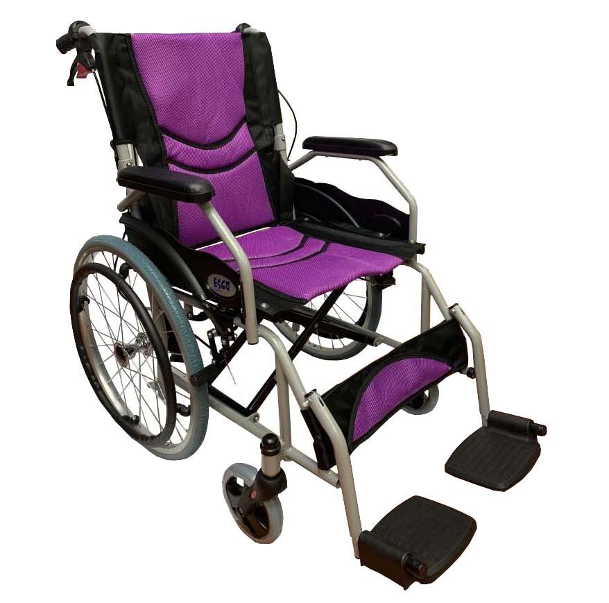Semi Lightweight Wheelchair Esco